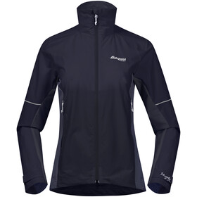 Bergans Slingsby LT Softshell Jacket Women dark navy/white